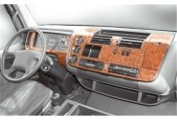 Mercedes Atego-Axor 12.01-10.04 3M 3D Car Tuning Interior Tuning Interior Customisation UK Right Hand Drive Australia Dashboard