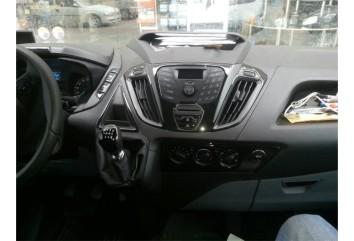 Ford Galaxi 04.2000 Interior Dashboard Trim Kit Dashtrim accessories, wood grain, camouflage, carbon fiber, aluminum dash kits 1