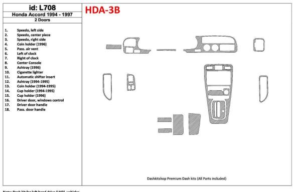 Mitsubishi Asx RVR 01.2012 3M 3D Car Tuning Interior Tuning Interior Customisation UK Right Hand Drive Australia Dashboard Trim