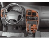 Ford Focus 09.04 - 09.10 Mittelkonsole Armaturendekor Cockpit Dekor 5 -Teile