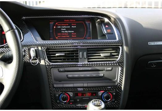 Audi A6 C5 Typ 4B 05.97-05.01 3M 3D Car Tuning Interior Tuning Interior Customisation UK Right Hand Drive Australia Dashboard Tr