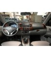 Mitsubishi L 200 4x2 08.2007 3M 3D Interior Dashboard Trim Kit Dash Trim Dekor 13-Parts