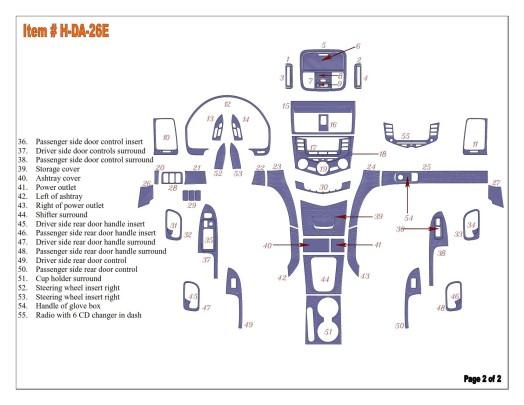 Mitsubishi L 300 08.1988 3M 3D Car Tuning Interior Tuning Interior Customisation UK Right Hand Drive Australia Dashboard Trim Ki