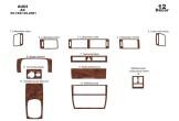 Audi A6 C5 Typ 4B 06.01-12.04 3M 3D Car Tuning Interior Tuning Interior Customisation UK Right Hand Drive Australia Dashboard Tr