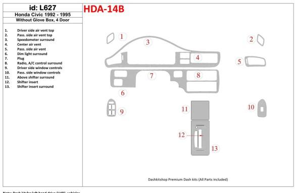 Renault Master-Nissan Interstar 01.2010 3M 3D Car Tuning Interior Tuning Interior Customisation UK Right Hand Drive Australia Da