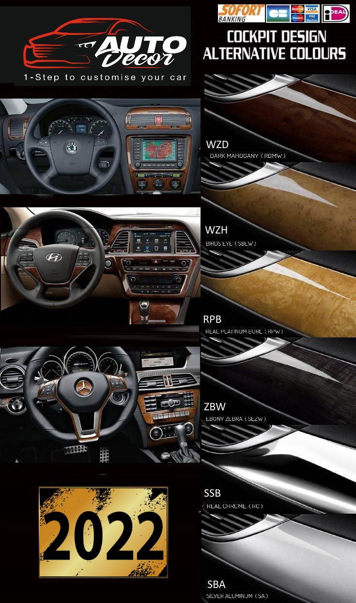 Custom Dashboard Trim